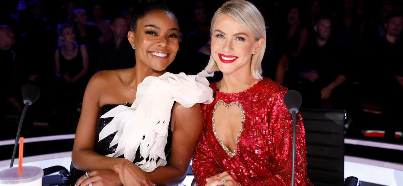 Gabrielle Union Defends Her Hairstyles From 'America's Got Talent' That Were Reportedly Deemed 'Too Black'