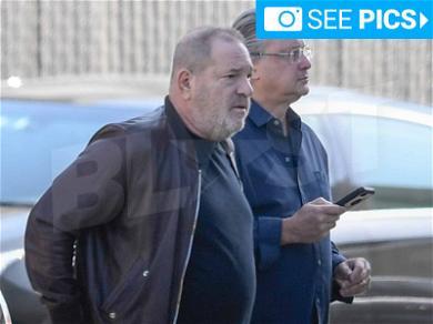 Harvey Weinstein Still in Los Angeles, Team Pressuring Him to Leave ASAP