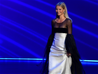 Gwyneth Paltrow's Walk To The Emmy Stage Is Freaking People Out