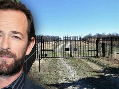 Luke Perry's Tennessee Farm Will Stay in the Family