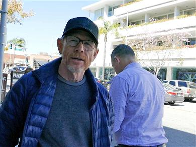 Ron Howard is Shocked Over Felicity Huffman, Lori Loughlin College Bribery Scandal