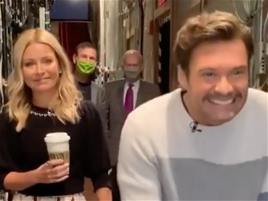 Ryan Seacrest 'Stranger' With Kelly Ripa After COVID Result
