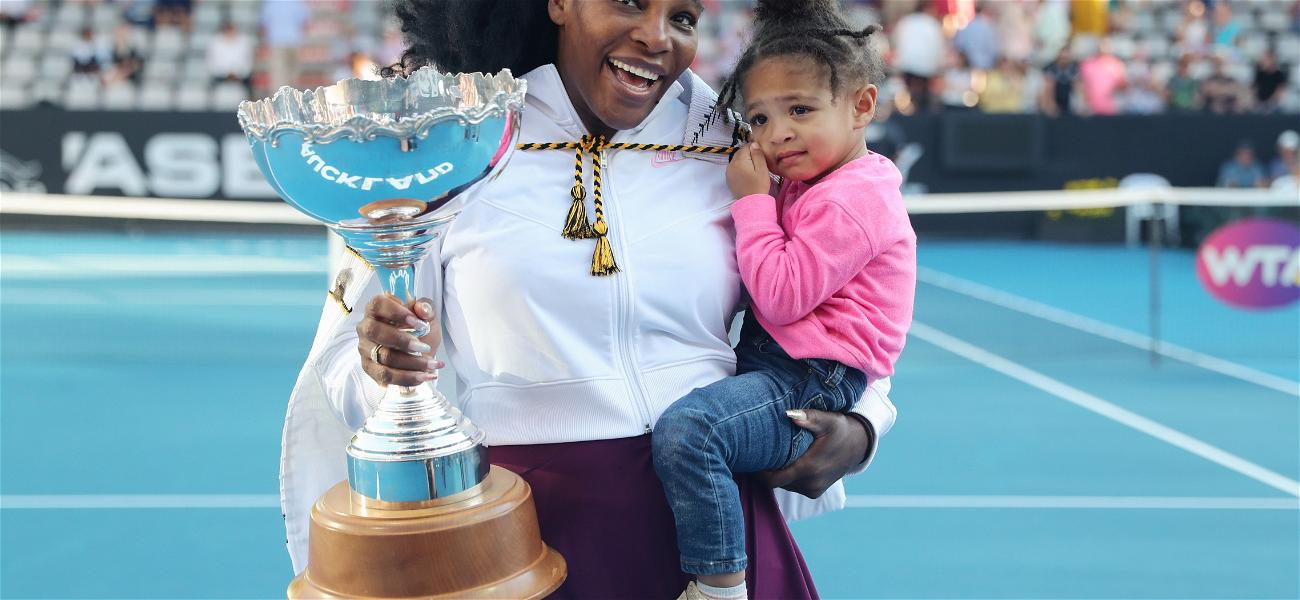 Serena Williams Found A New Hobby Doing Skin Care Routines