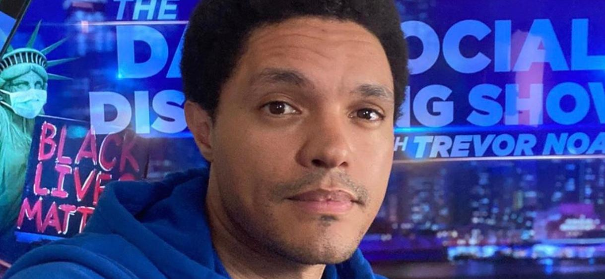 Trevor Noah & Minka Kelly In Very 'Serious' Relationship, Living Together: Per Source