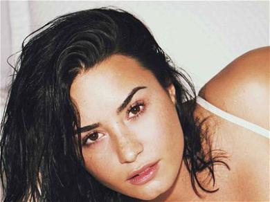 Demi Lovato Sizzles in Racy New Bedroom Pic