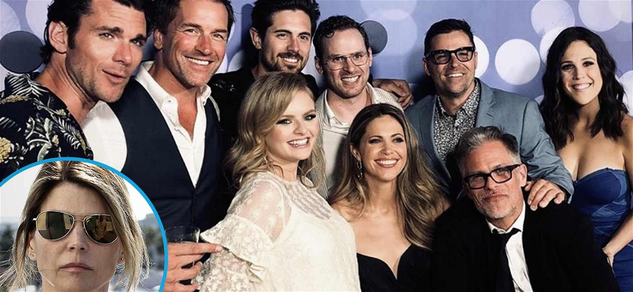 'When Calls The Heart' Cast Reunites Without Lori Loughlin After College Bribery Scandal