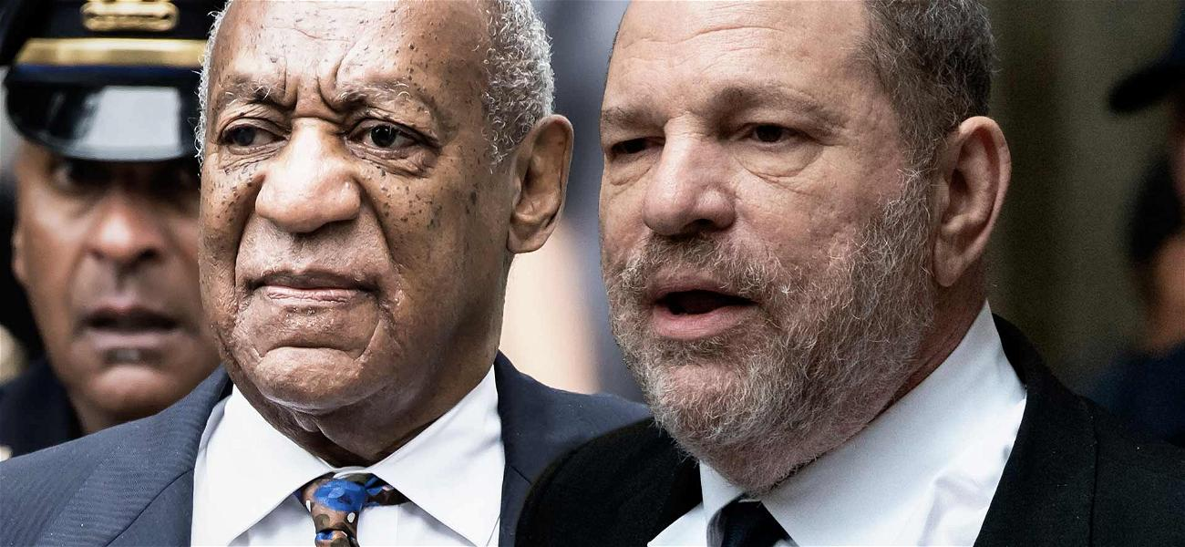 Bill Cosby Warns Harvey Weinstein About Accusers Getting 'Second Bite of the Apple' After Global Settlements