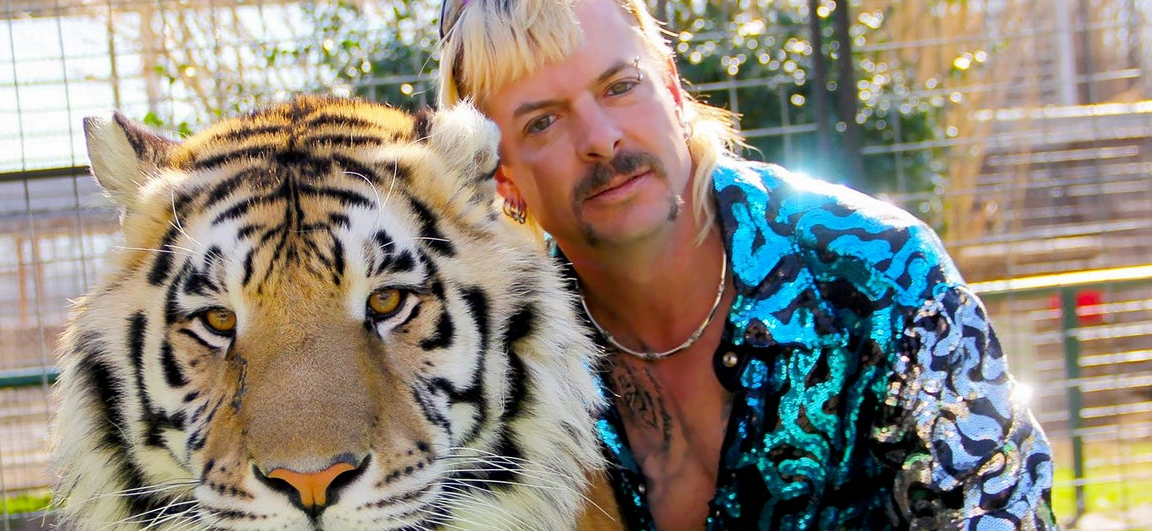 'Tiger King' Joe Exotic Sues Ex-Zoo Partner Jeff Lowe From Prison, Claims He Was Falsely Arrested