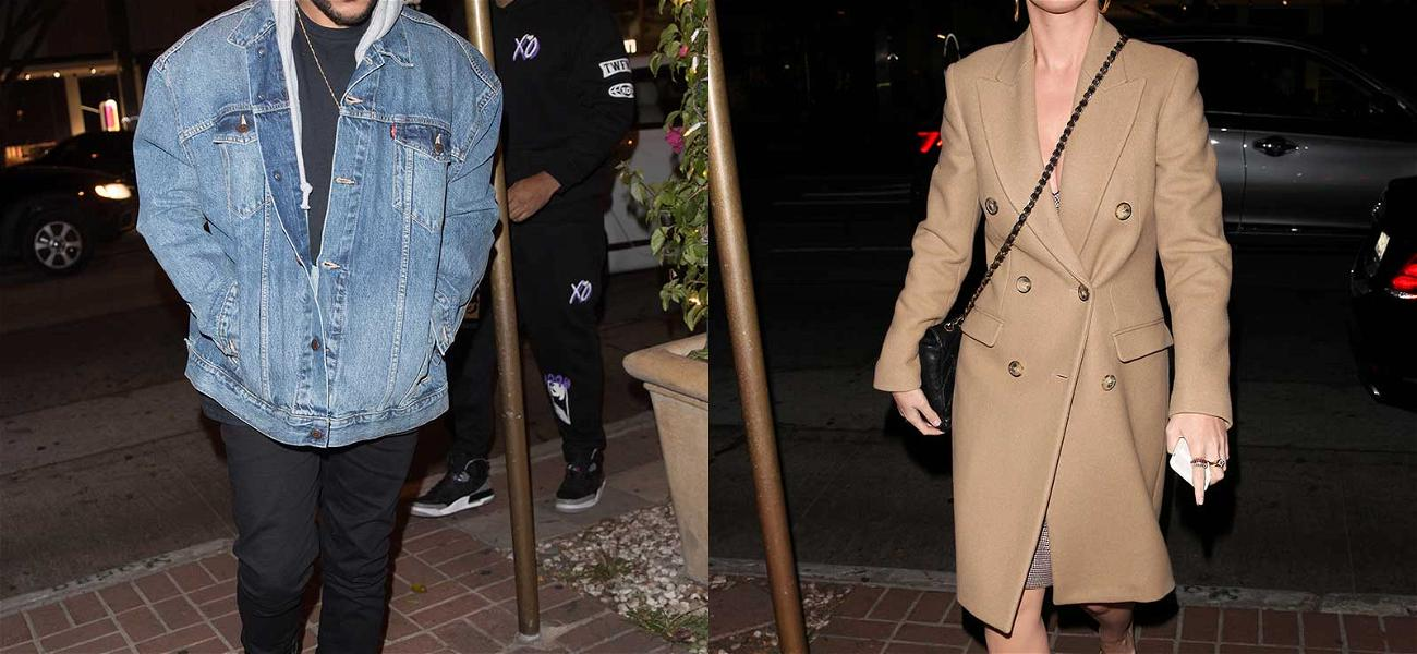 Bon Appétit! The Weeknd and Katy Perry Spotted Having Dinner Together