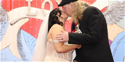 'Bad News Bears' Child Actor Gets Married In Las Vegas By 'KISS' Impersonator!