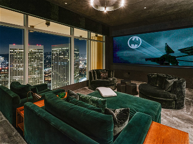 'Friends' Star Matthew Perry Selling His L.A Penthouse For $27 Million — Comes With It's Own Bat Cave!!