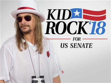 Kid Rock Trashed by Watchdog Group: You're Breakin' the Law!