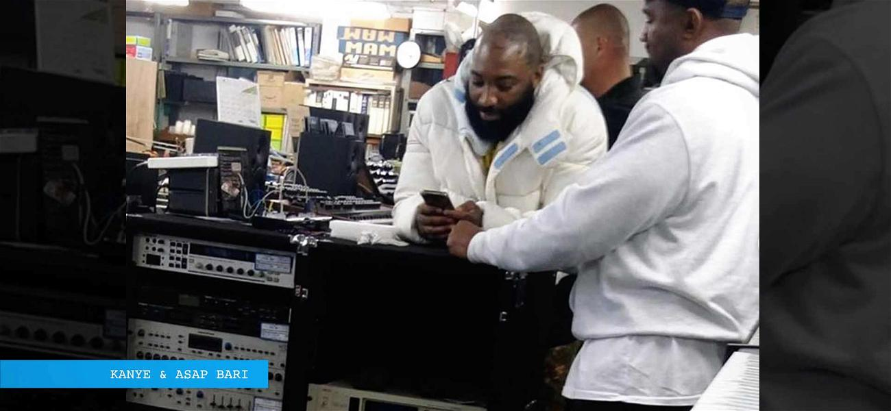 Kanye West's Inner Circle Upset He Brought Convicted Sex Offender ASAP Bari to Japan