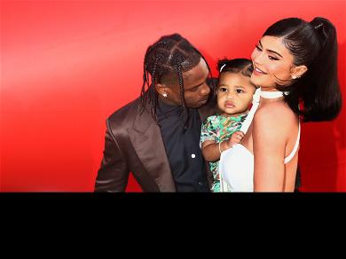 Kylie Jenner's Grandma Comments On The Reality Star's Split With Travis Scott