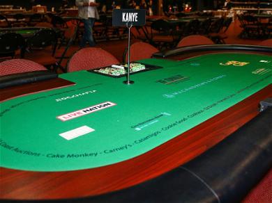 Kardashians Play in Poker Tournament