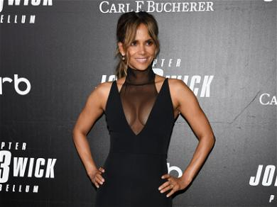 Halle Berry Fit Figure Heating Up Our #FitnessFridays