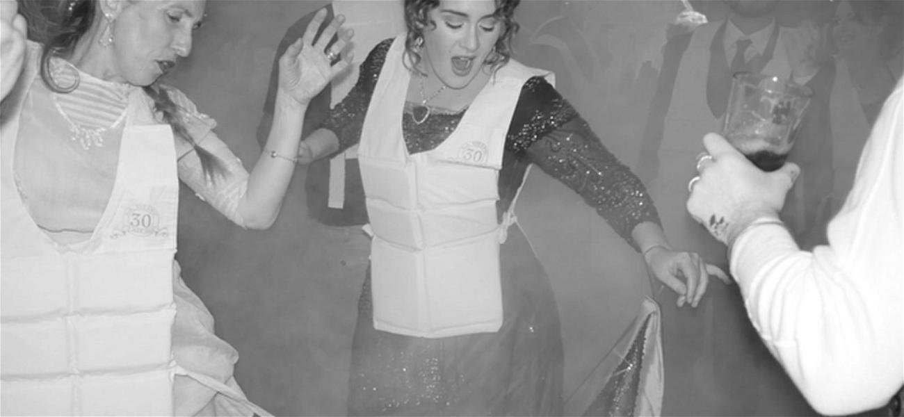 Adele Throws an Epic 'Titanic' Themed 30th Birthday Bash