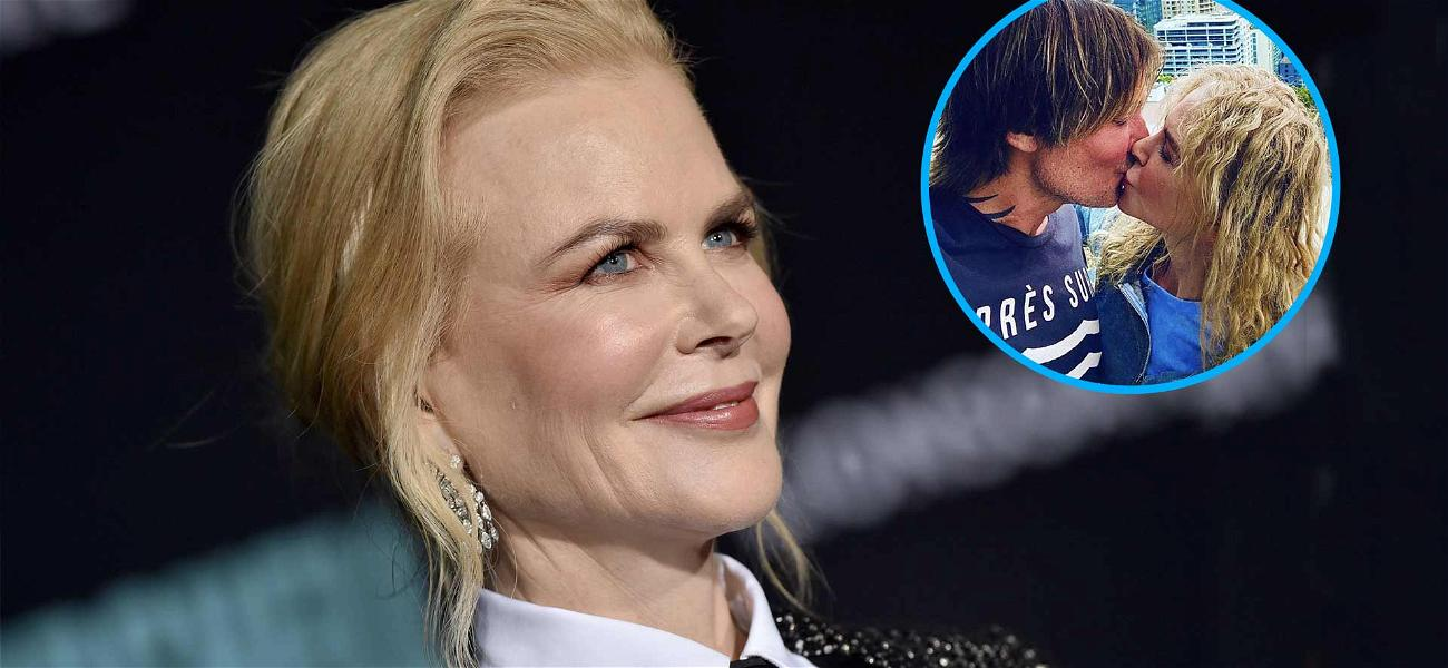 Fans Are Obsessed With Nicole Kidman's Natural Curly Hair!