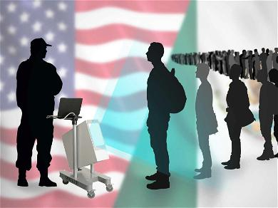 U.S. & Mexico Collaborating on High Tech Body Scanners at Border to Detect Drugs Stuffed Inside Pedestrians