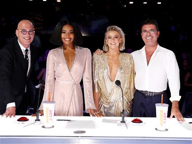 Gabrielle Union May Sue Simon Cowell for Smoking Near Her on 'America's Got Talent'