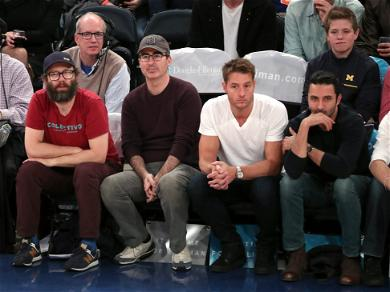 Kendall Jenner and Hailey Baldwin Root for Blake Griffin