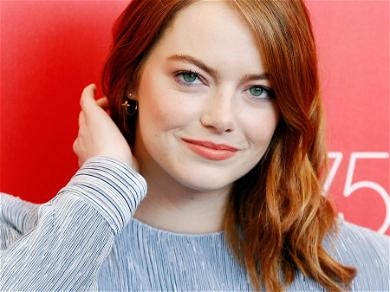Emma StoneSpotted With Baby Bump, No Official Word Yet