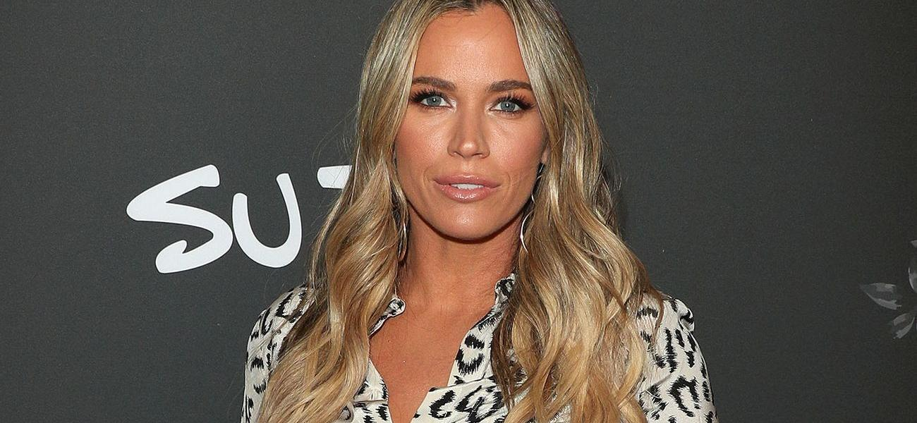 Teddi Mellencamp Called Out For Filming 8-Year-Old Daughter On Treadmill