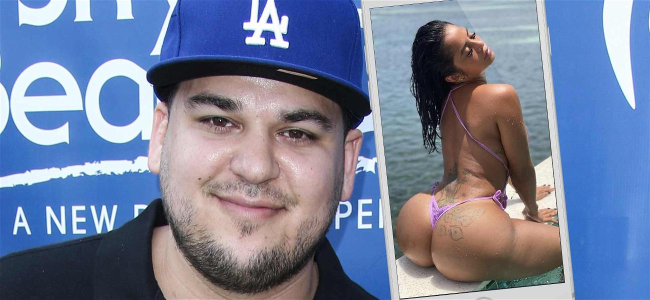 Rob Kardashian Spotted With Curvy Instagram Model After Weight Loss Reveal