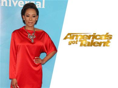 Mel B Says Next Year of 'America's Got Talent' Up in the Air, Worried About Her Renewal