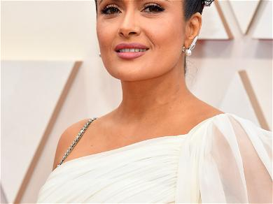 Salma Hayek Reveals One Of The Ridiculous Things a Movie Director Once Asked