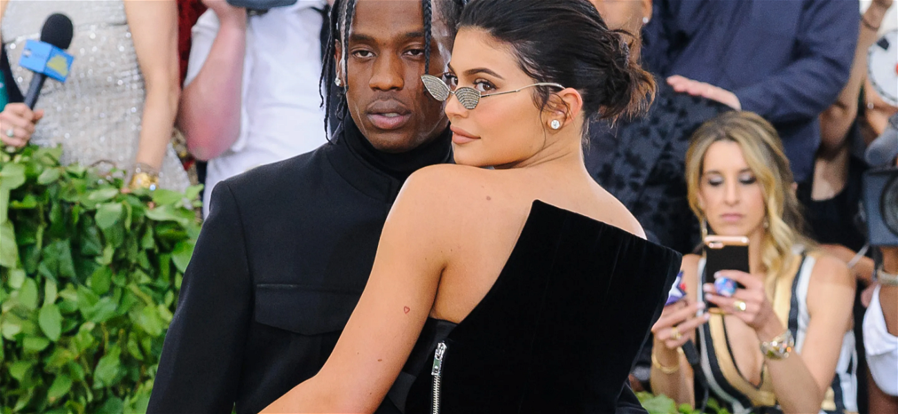 Kylie Jenner And Travis Scott Are In An 'Open Relationship?!'