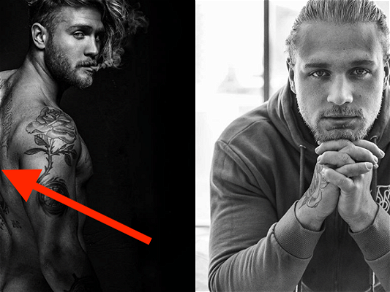 'Sons Of Anarchy': Meet The Charlie Hunnam Lookalike Whose Named Jax And Has A 'SoA' Back Tat