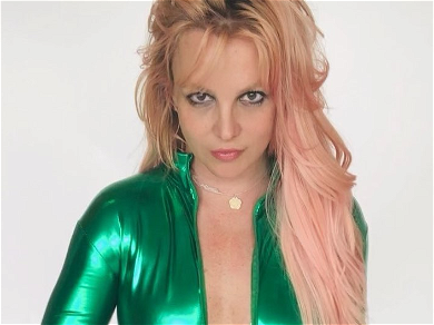 Britney Spears Shows Off 'Healing' Tattoo In Days Leading Up To Conservatorship Hearing