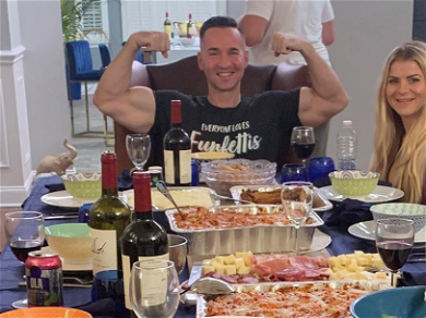 Mike 'The Situation' Sorrentino Feasts Like a King Post-Prison