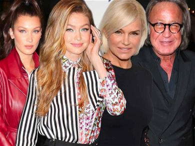 Gigi and Bella Hadid Dragged Into Their Father's Ongoing Legal Battle