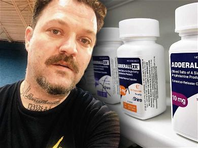 Bam Margera's Family Blames ADHD Drug Adderall for Manic Episodes & Meltdown