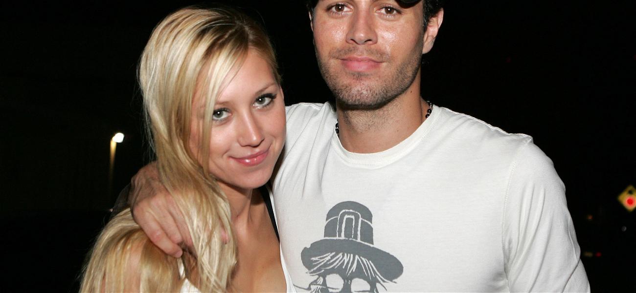 Anna Kournikova & Enrique Iglesias Expecting Baby Number 3