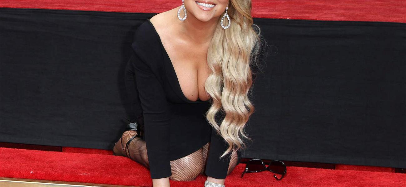 Mariah Carey Cements Her Spot as Hollywood Royalty