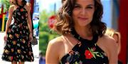 Katie Holmes Glowing Over New Romance