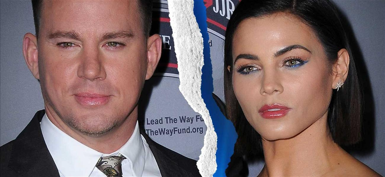 Channing Tatum and Jenna Dewan Announce They Are Separating