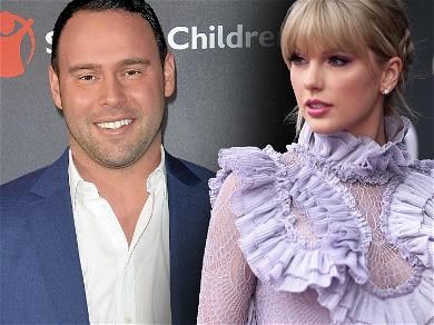 Taylor Swift Ghosted Scooter Braun After He Called Over Music Deal