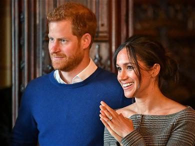 Prince Harry and Meghan Markle Lawyer Up and Produce Cease and Desist Letter to Paparazzi