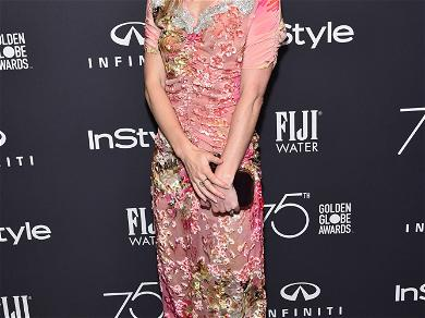 HFPA and InStyle celebrate the 75th Annual Golden Globe Awards