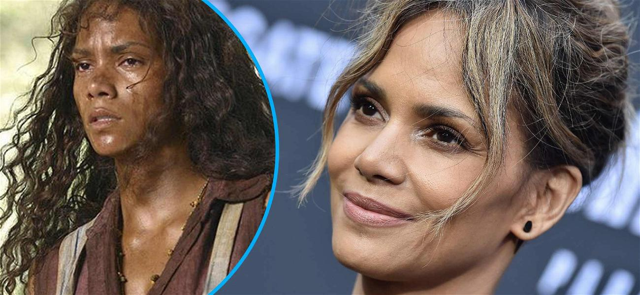 Halle Berry Looks Worse For Wear In Hilarious Quarantine Timeline Pic