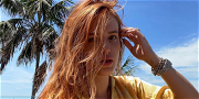 Bella Thorne Continues OnlyFans Push With Smoking Topless Shots
