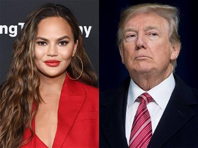 Chrissy Teigen Just Called Donald Trump A 'Dumb**s' And Twitter Agrees