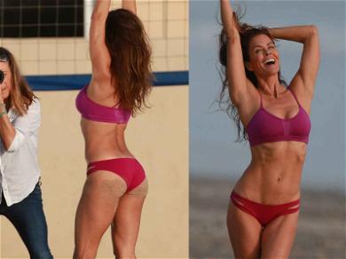 Brooke Burke: Wild On the Malibu Beach
