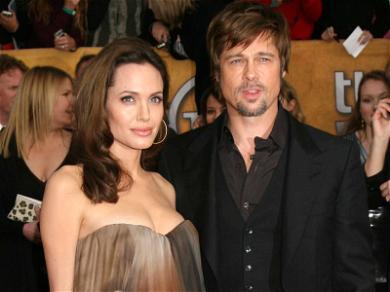 Brad Pitt Cut Back Spending Money On Angelina & the Kids After Custody War Started