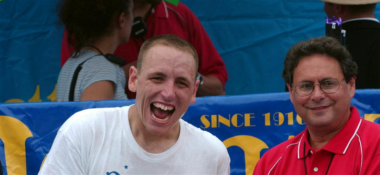 The Many Faces of Hot Dog Champ Joey Chestnut