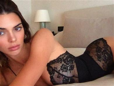Kendall Jenner Flips The Bird To Fans In New Sexy Photos On Instagram